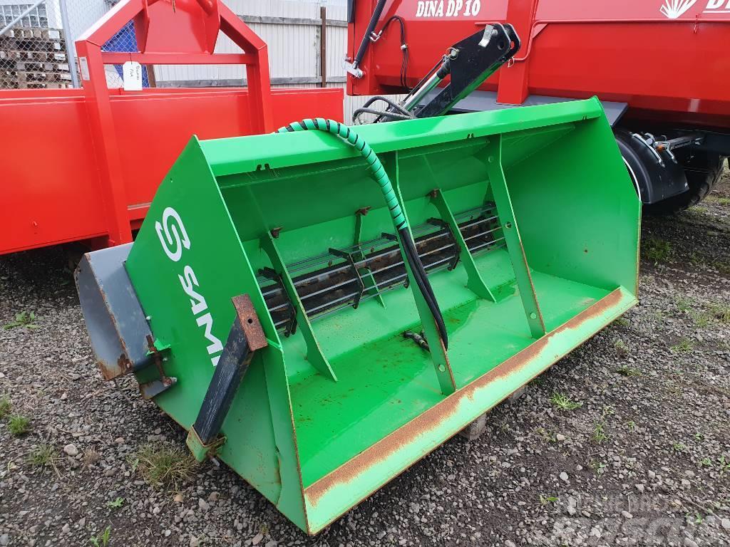 Sami SLH-2300 Sand/Saltspridare