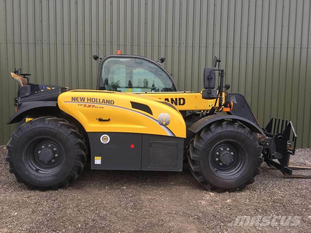 New Holland TH7.37 Elite