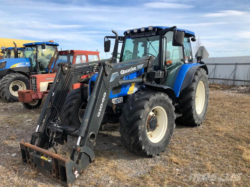 New Holland T 5070