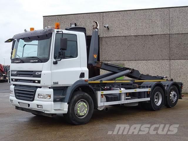 DAF CF 85.430 6X2 CONTAINERSYSTEEM - HAAKSYSTEEM