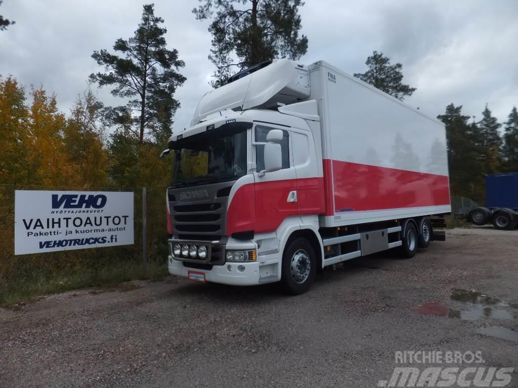 Scania R 480 6x2/4/5300 FNA