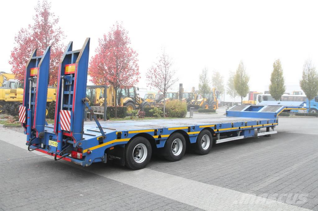 [Other] LOW LOADER SEMI-TRAILER 54 T GURLESENYIL GLY3