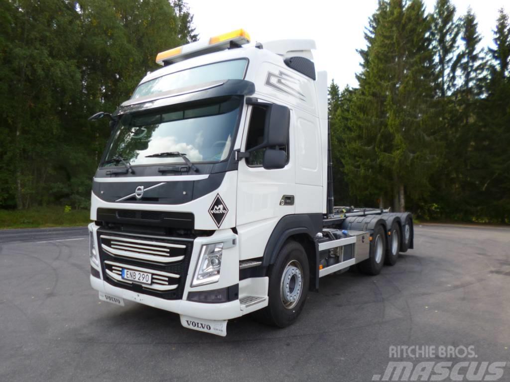Volvo Fm13 EURO6 8x4*4