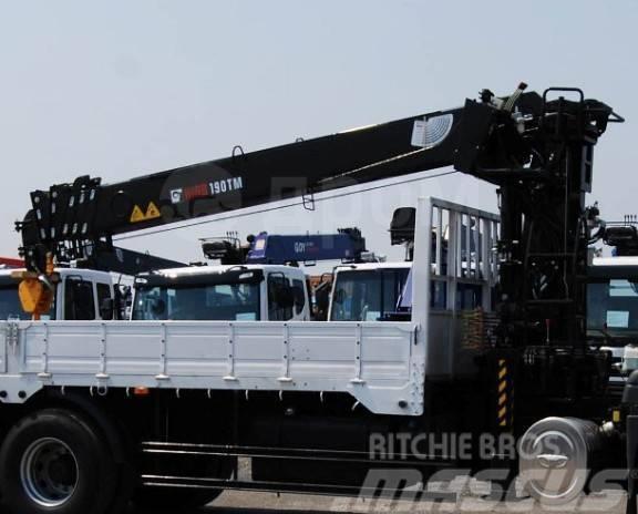 Hiab (7800 кг) 190TM