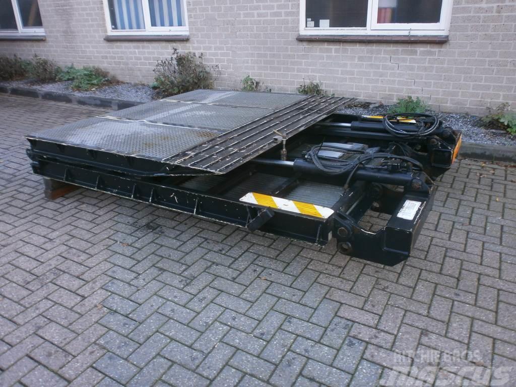 [Other] oprijklep vrachtwagen semi Dieplader oprijplaten o