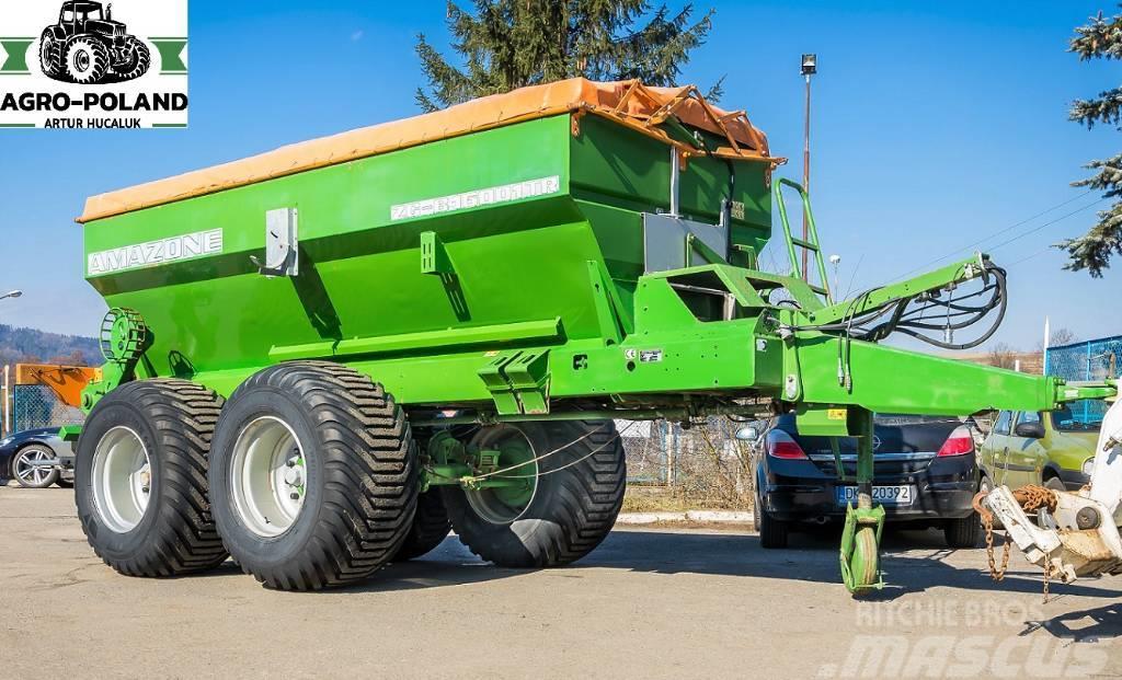 Amazone ZG - B 16001 TR - 16 TON