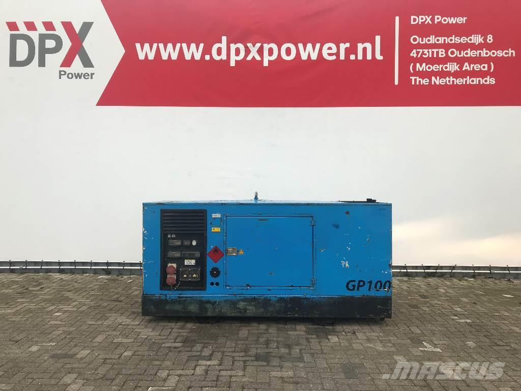 Gesan DDWS 100 - 110 kVA Generator - DPX-12104