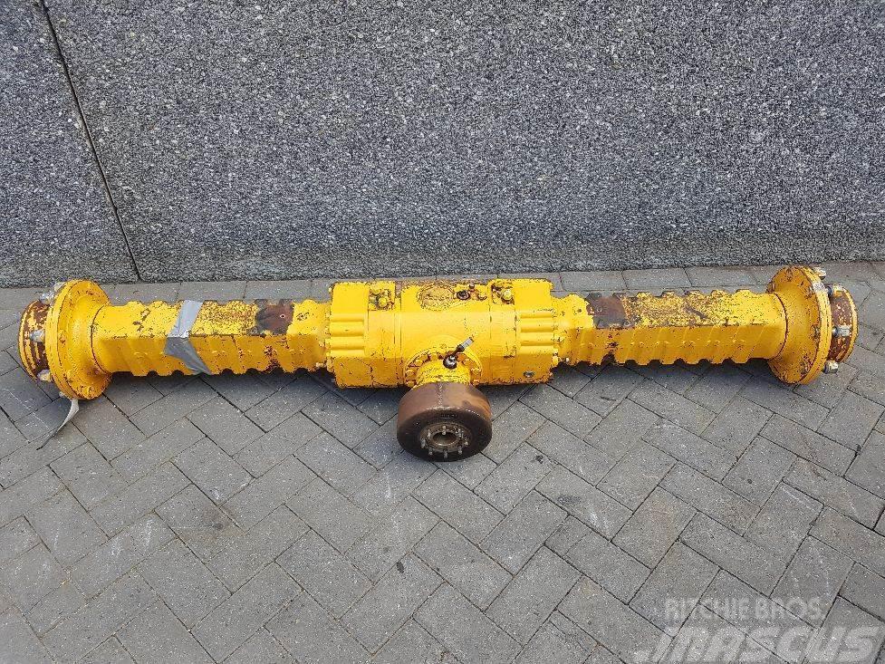 Liebherr L 514 - Axle/Achse/As