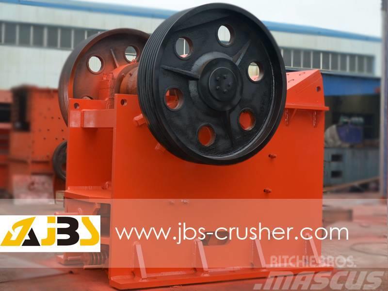 JBS 350tph granite and hard rock crushing machine