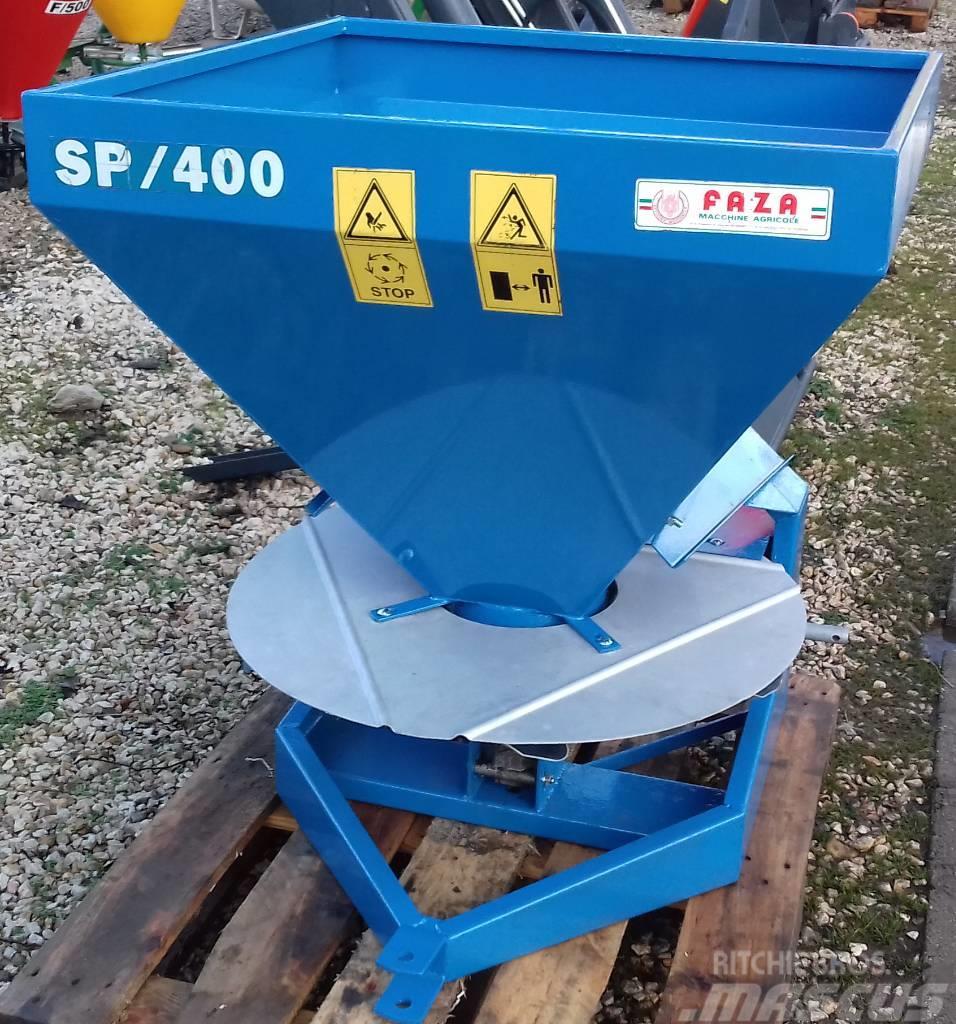 Egyéb FAZA SP-400 függesztett egytárcsás műtrágyaszóró