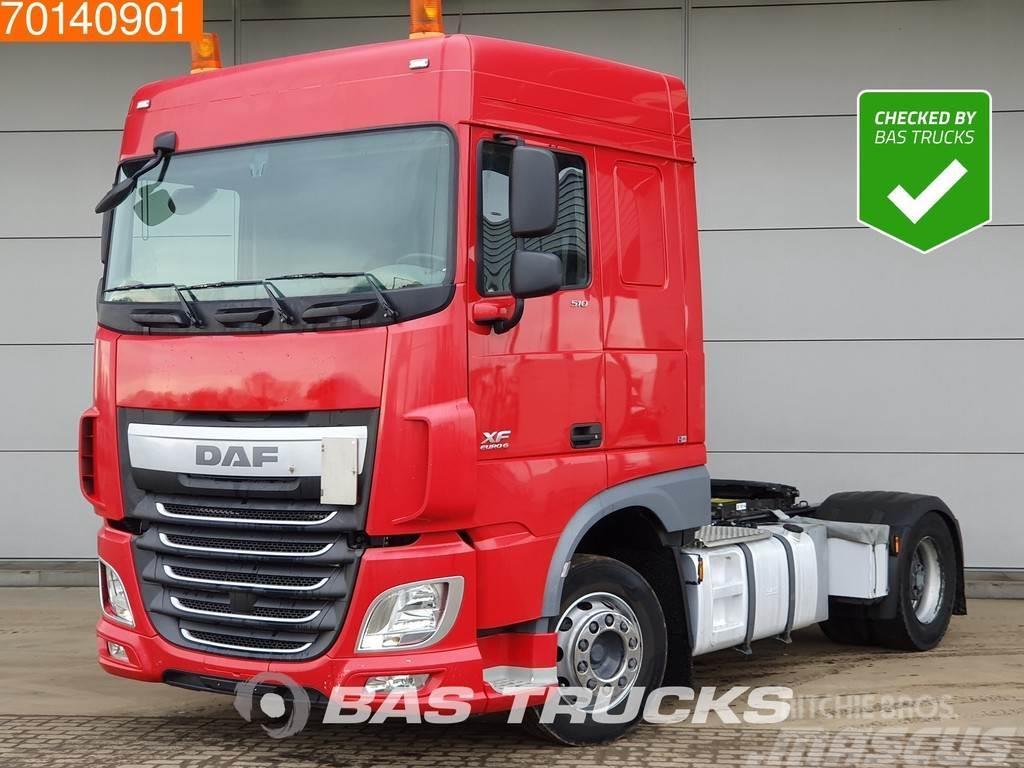 DAF XF 510 4X2 SC ACC Intarder Big-Axle Euro 6
