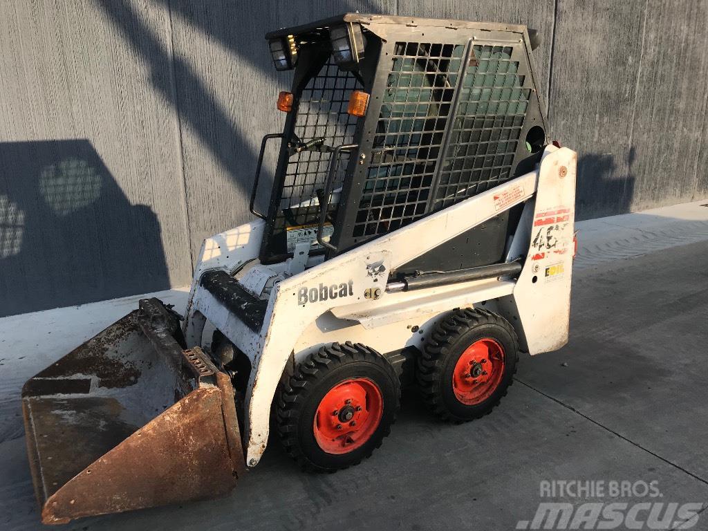 Bobcat 463