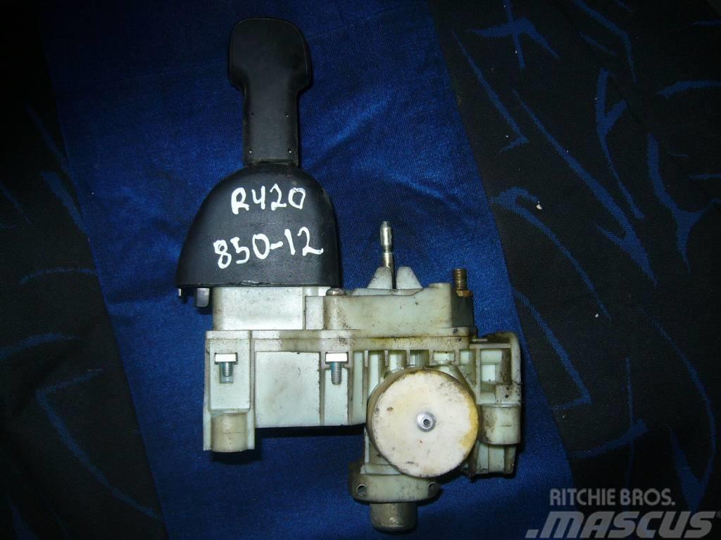 Scania R420 fuel pump seal