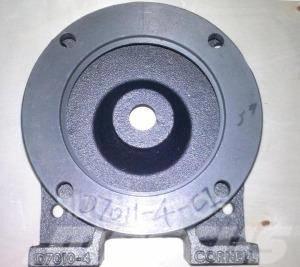 Cummins KTA38 diesel engine water pump bracket 362