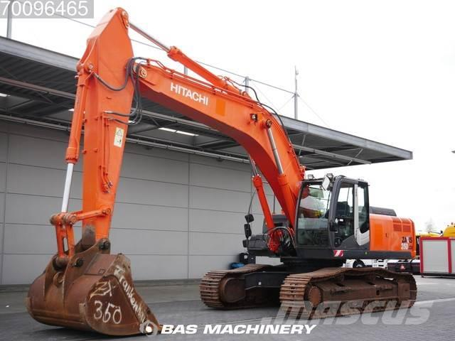 Hitachi ZX350 LCN-3 Nice and clean machine