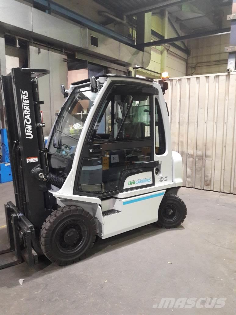 Unicarriers DX 20