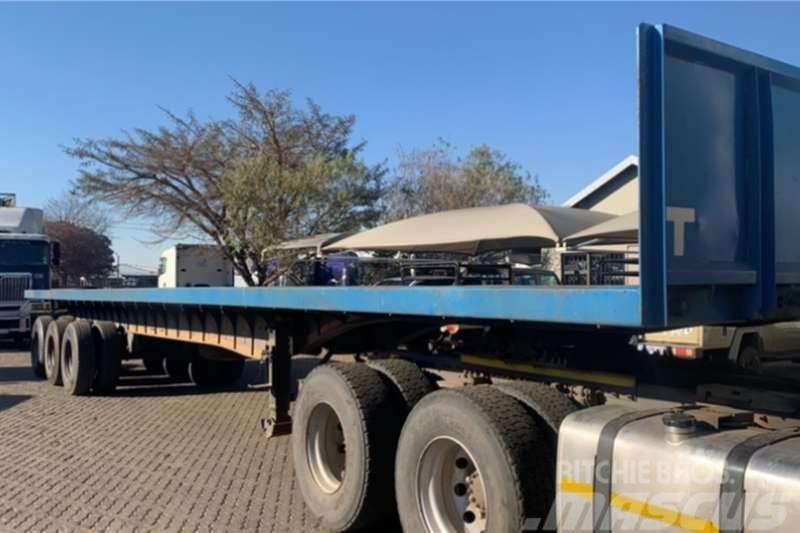 Sa Truck Bodies 2012 SA TRUCK BODIES FLAT DECK