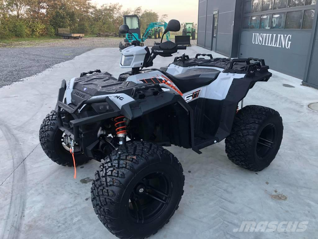 Polaris Sportsman XP 1000 traktor/gods