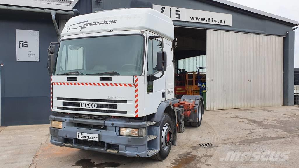 Iveco EUROTECH 440E38 4X2 tractor unit - perfect
