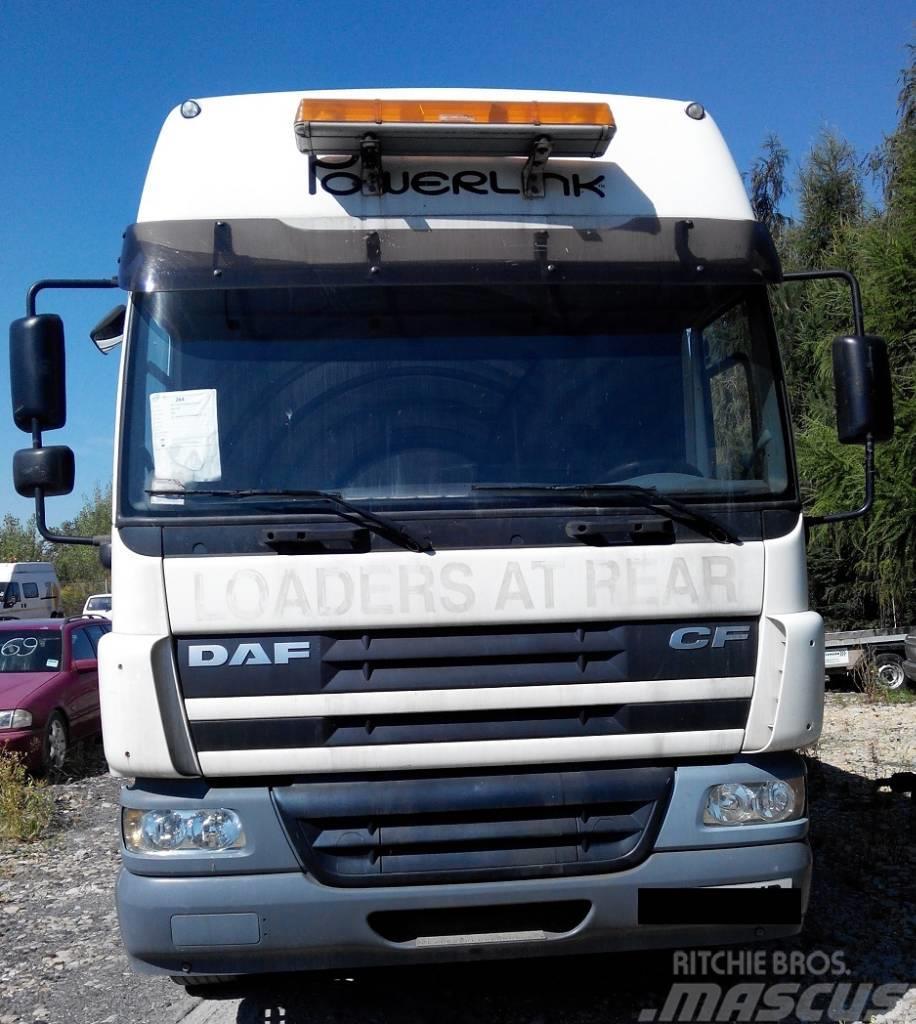 DAF CF75.250 refuse truck 2004 jak 45.150 55.180