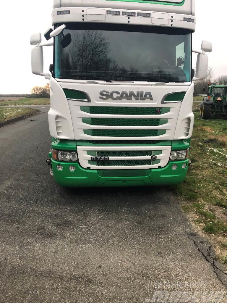 Scania KØLEBIL INKLUSIV ANHÆNGER R 730 LB