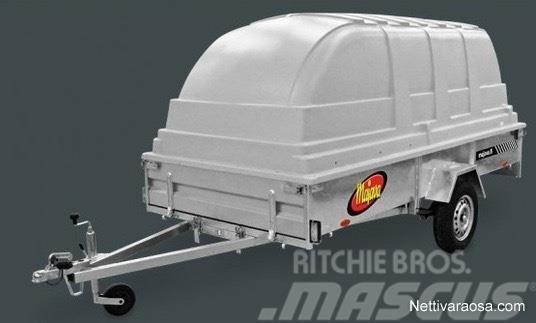 Majava M5032 + Jaxal 100cm kuomulla