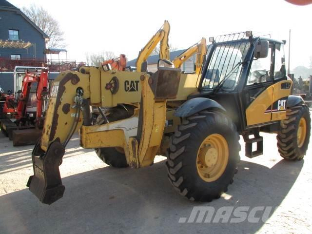 Caterpillar TH 460 B