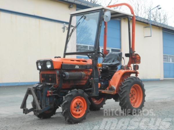 Kubota Kleintraktor Kubota B 6200D Allrad