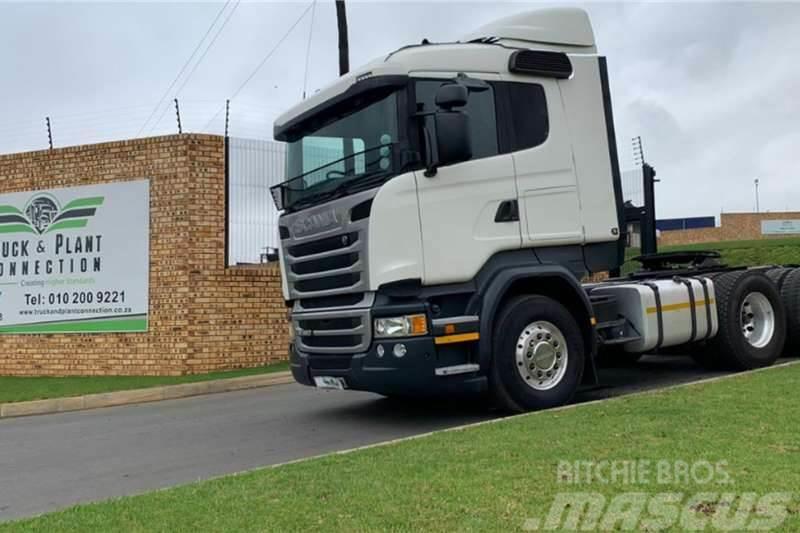 Scania 2016 Scania R460
