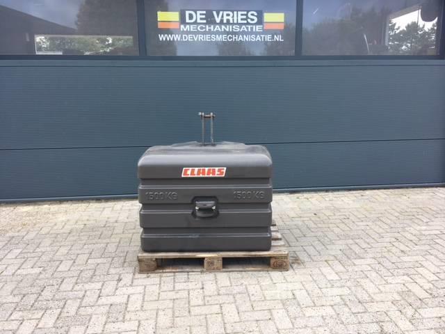 CLAAS 1500kg