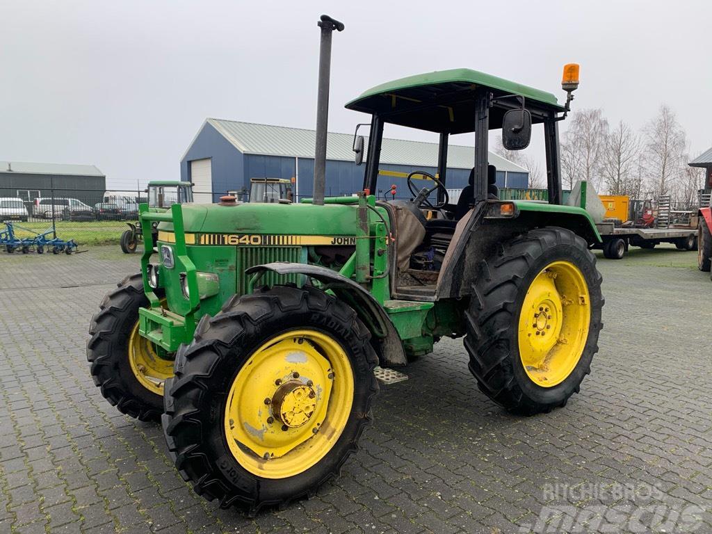 John Deere 1640 4WD