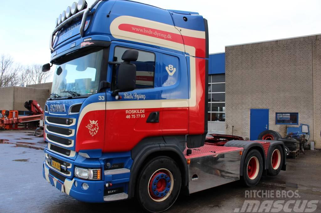 Scania R 500 6X2 HYD. R 500