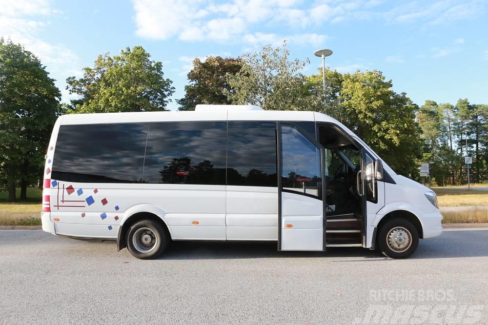 Mercedes-Benz 516 Sprinter Tourline buss 19 pass