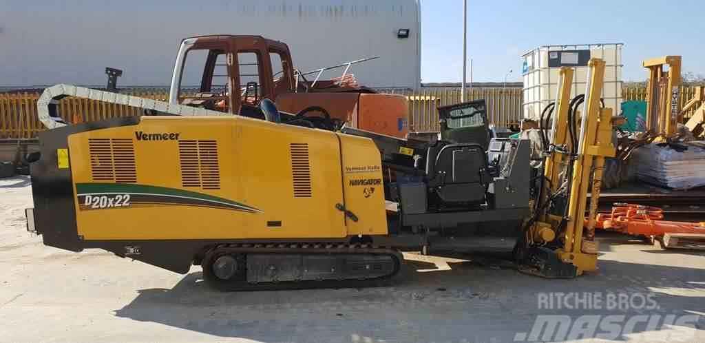 Vermeer D20x22FX Series II