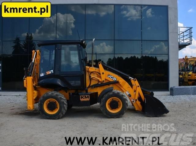 JCB 2CX 3CX CAT 432 D 428 F  FIAT KOBELCO B 110