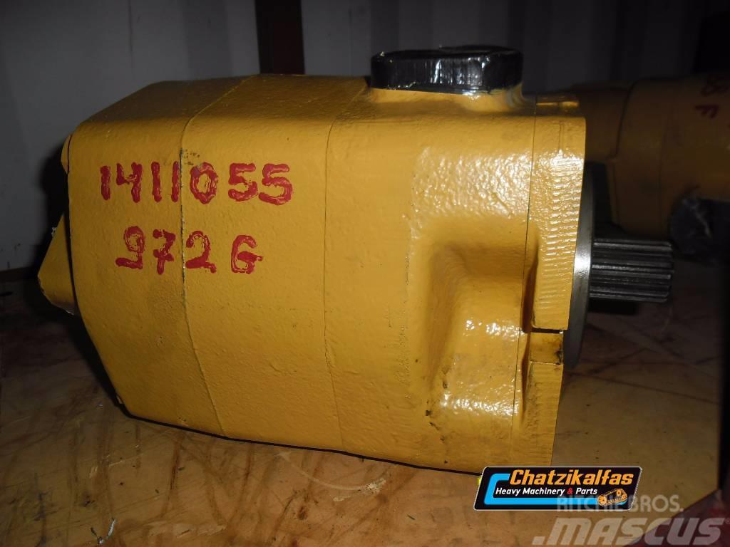 Caterpillar Hydraulic Pump for 972G Wheel Loader