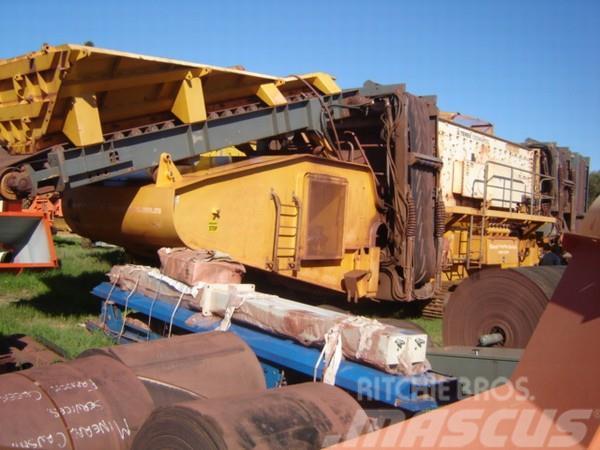 Terex 206 - 20 x6 Triple Deck