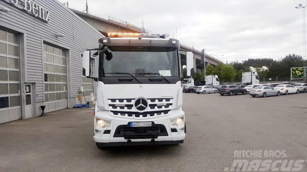 Mercedes-Benz Arocs 2835 L DNA - Zetterberg
