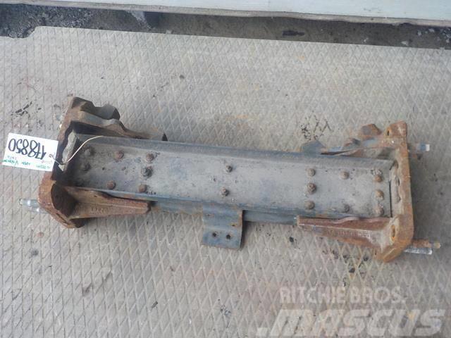 DAF XF105 Triangular contol arm bracket 1678814 036004