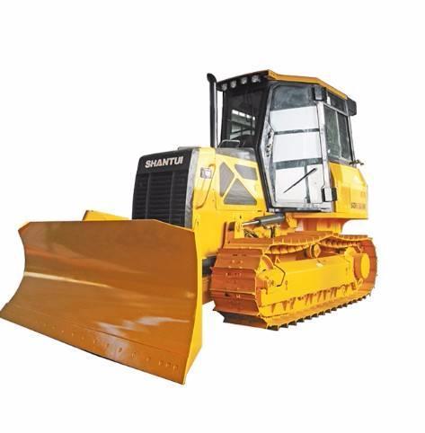 Shantui SD 08 hydraulic bulldozer