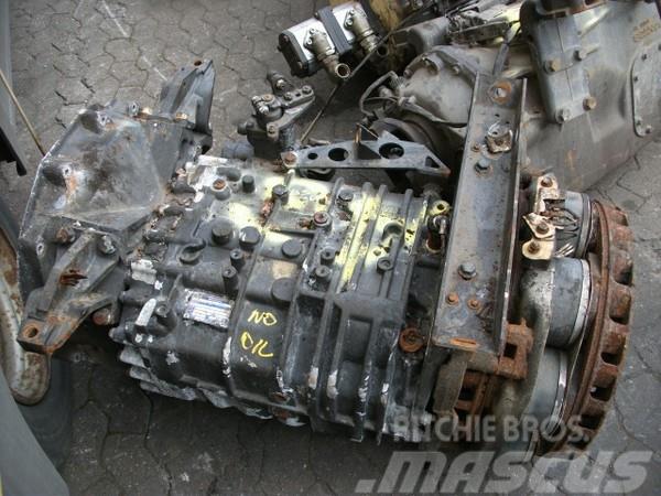 ZF 6 S 1600 / 6S1600 Ecomat, 2006, Transmission