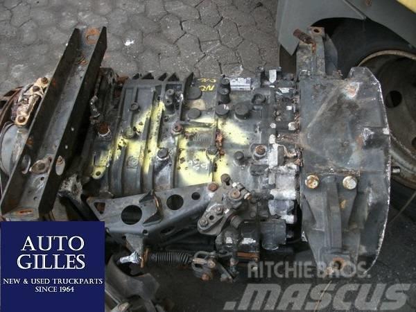 ZF 6 S 1600 / 6S1600 Ecomat Getriebe