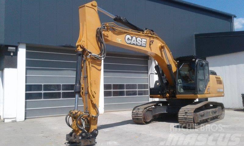 CASE CX300 D
