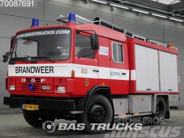DAF FA 1300 4X2 Manual Steelsuspension