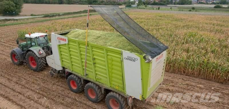 CLAAS Pool AGRI Quick-Cover ED 850 XL