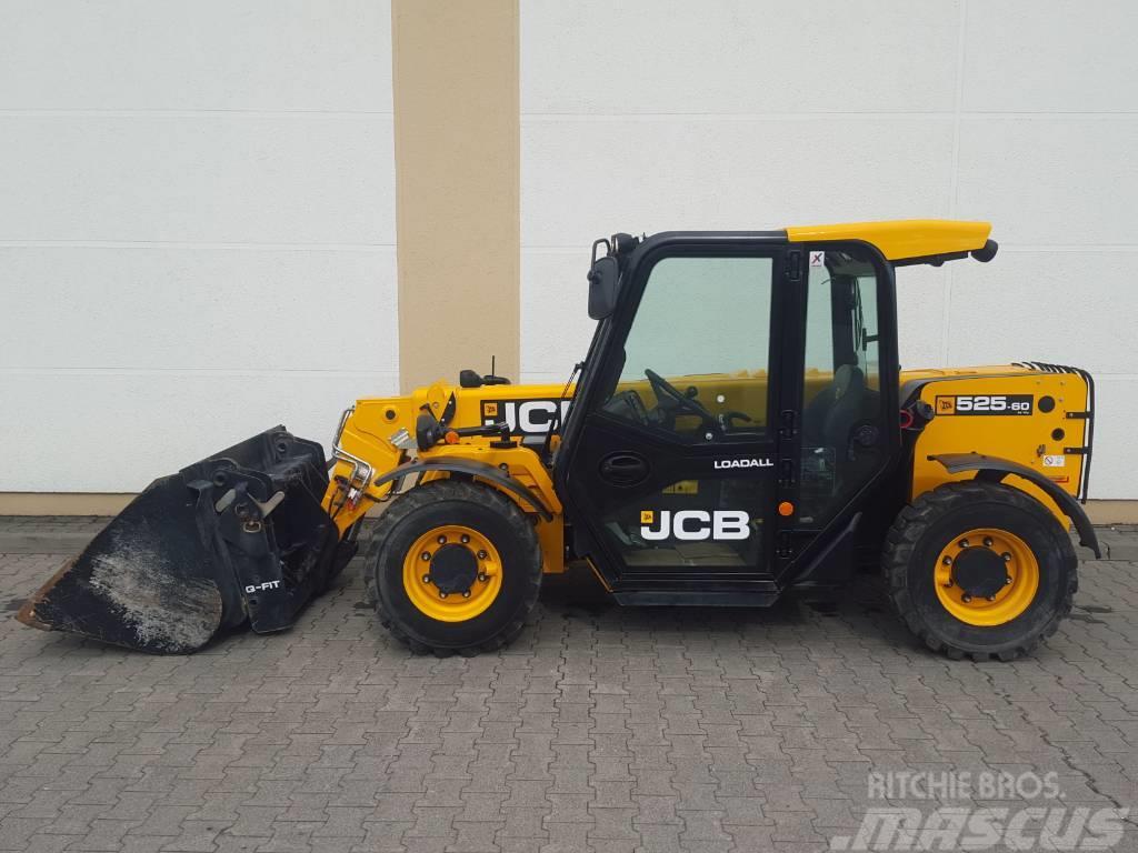 JCB 525-60 Hi Viz T4