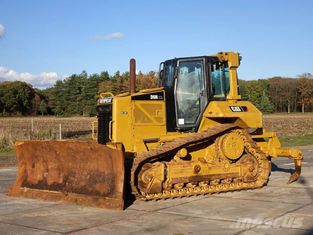 Caterpillar D6N XL (6-WAY BLADE + RIPPER)