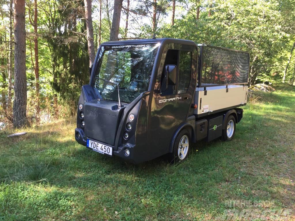 Comarth T-Truck Elbil