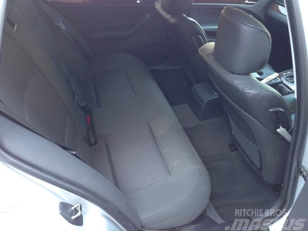 BMW GH-AV25, 2002, Personbilar