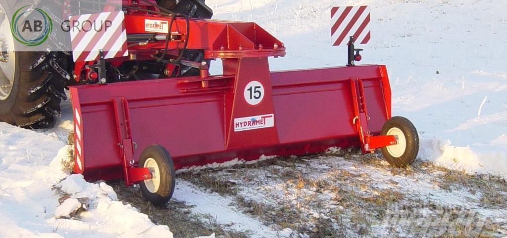 Hydramet Grader 2.7 m/Planierschield/Tractor quitanieves